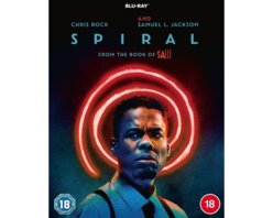 Win a copy of Spiral: From the Book of Saw on Blu-ray