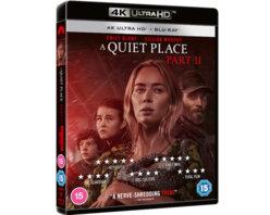 Win a copy of A Quiet Place Part II 4K and a Survival Kit Bundle