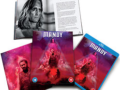 Win a copy of the Mandy Limited Edition Blu-ray