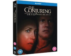 Win a copy of The Conjuring: The Devil Made Me Do It on Blu-ray