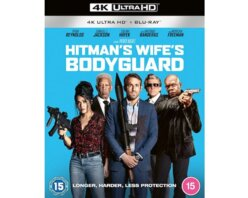 Win a copy of The Hitman's Wife's Bodyguard on 4K Ultra HD