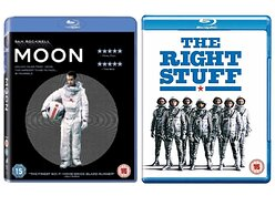 Win a 2-movie Space Bundle on Blu-ray