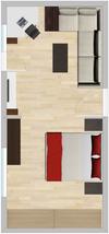 Bedroom & Living room.png