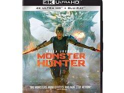 Win a copy of Monster Hunter on 4K Ultra HD