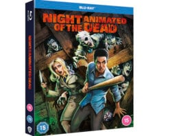 Win a copy of Night of the Animated Dead on Blu-ray