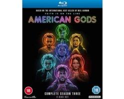 Win a copy of American Gods Season 3 on Blu-ray