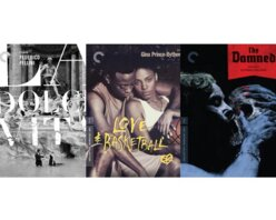 Win a copy of Criterion's October Titles on Blu-ray