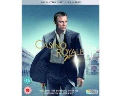 Win a copy of Casino Royale in 4K Ultra HD