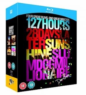 127 Hours/Sunshine/Slumdog Millionaire/28 Days Later