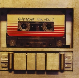 Awesome Mix vol 1 CD