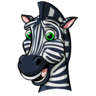 Undecided Zebra
