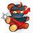 Ninja Teddybear