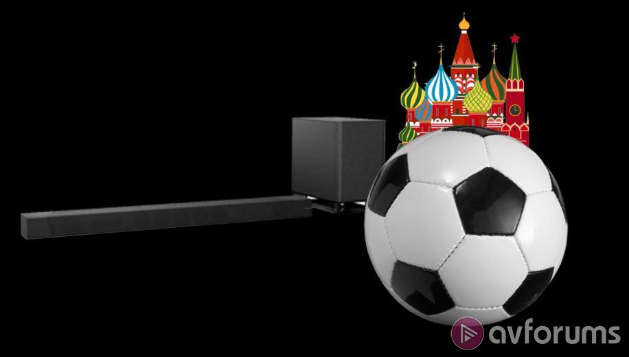 Best Soundbars for World Cup 2018