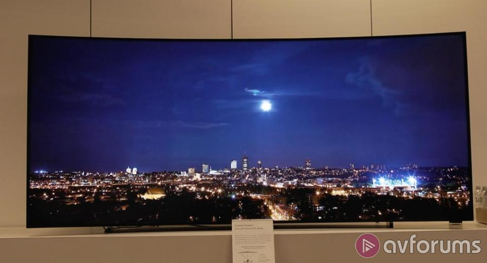 CES 2014: No more Samsung OLED TVs for '3 to 4 years'