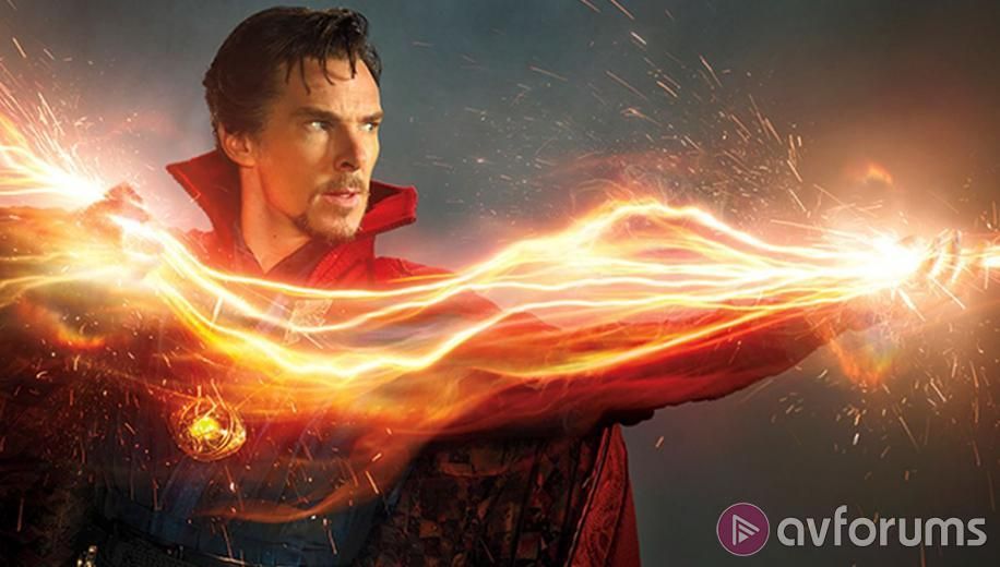 First Doctor Strange Trailer Arrives