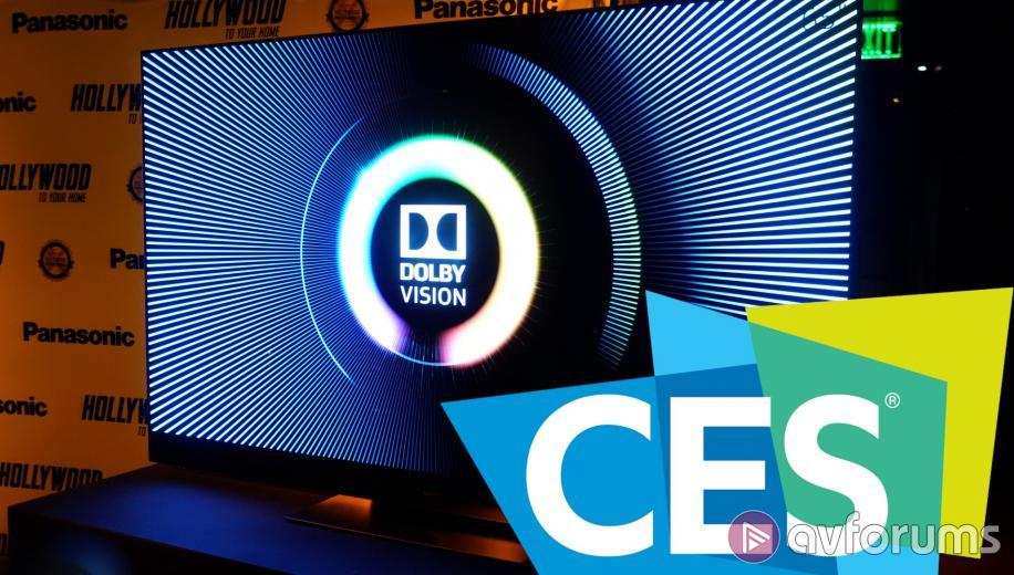 CES VIDEO: Panasonic GZ2000 with Dolby Vision, HDR10+ and Dolby