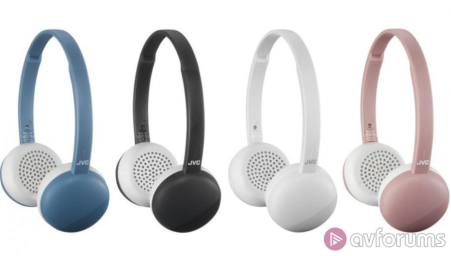 JVC announce two new Bluetooth Headphones