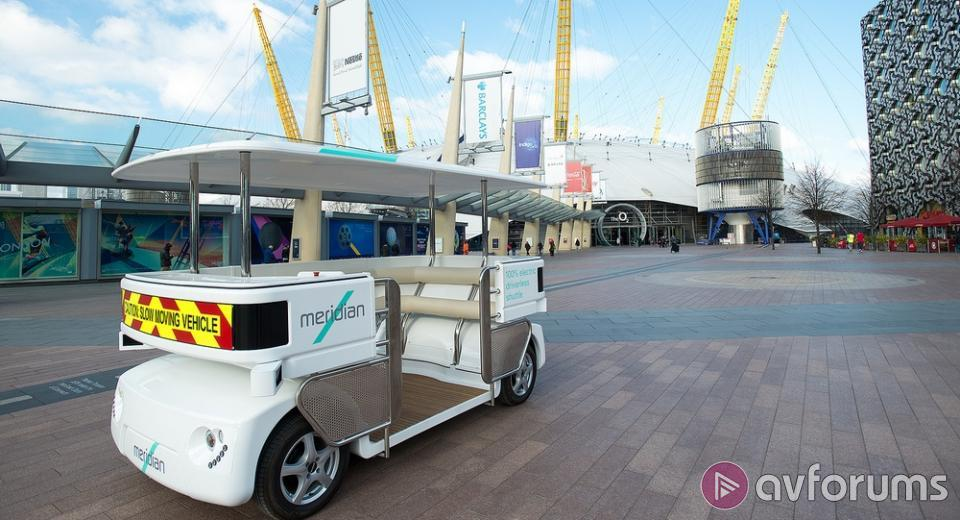 UK to lead development of driverless car technology