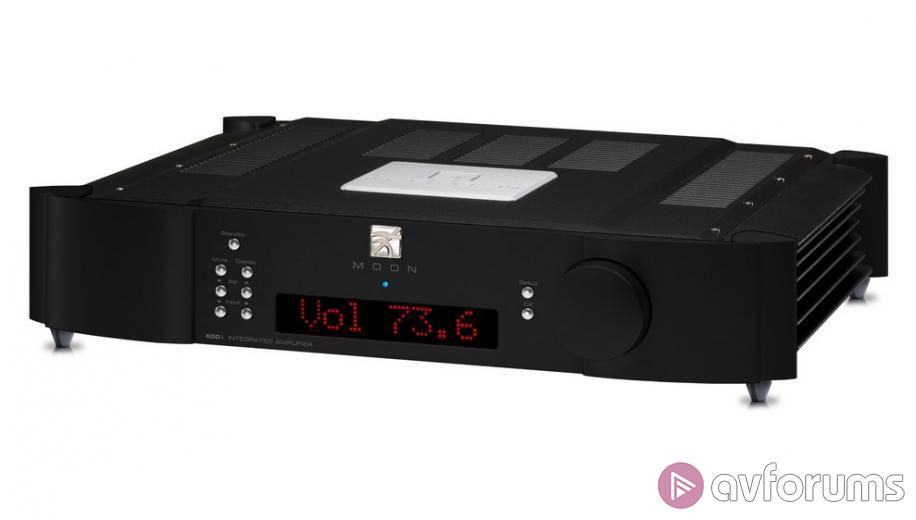 Simaudio MOON Evolution 600i v2 reference amplifier launched