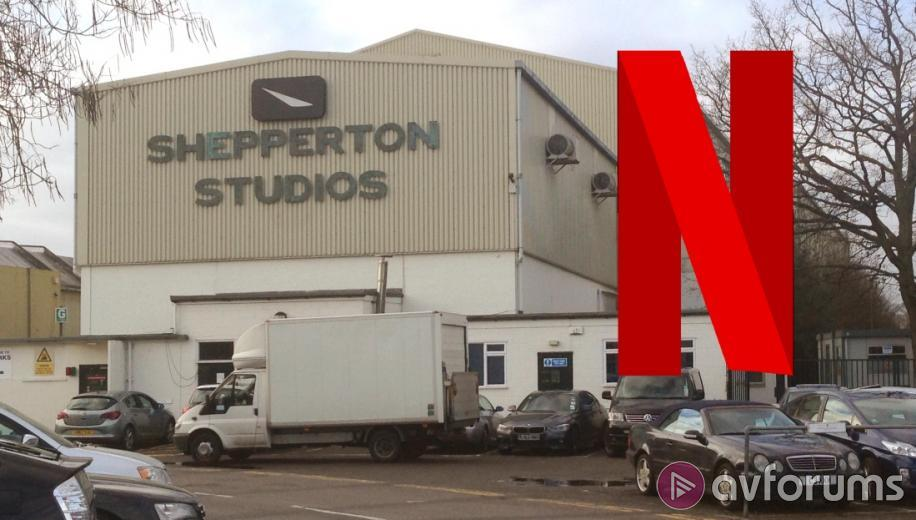 Netflix creates UK production centre and expands into Europe