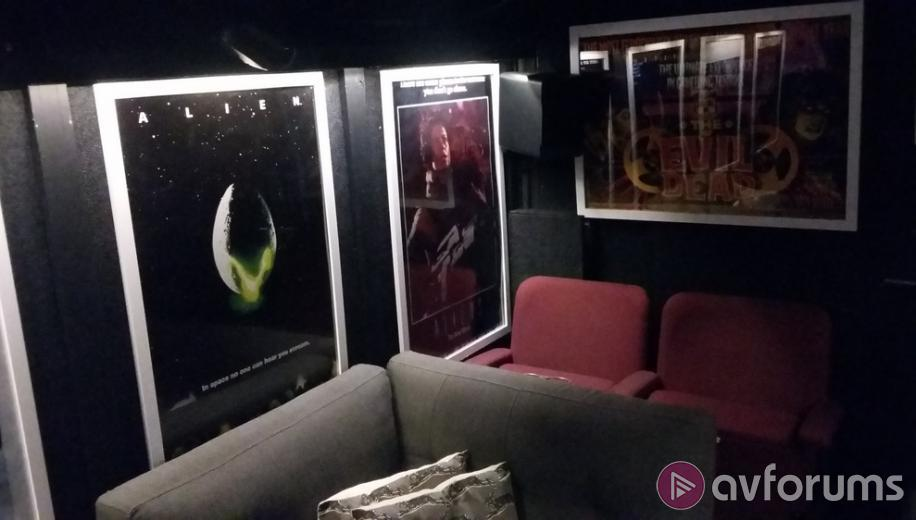 From the Forum: DIY Cosy Mancave Home Cinema