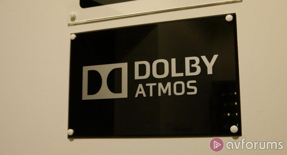 Bringing it all Back Home - Dolby Demonstrates Atmos for the Living Room