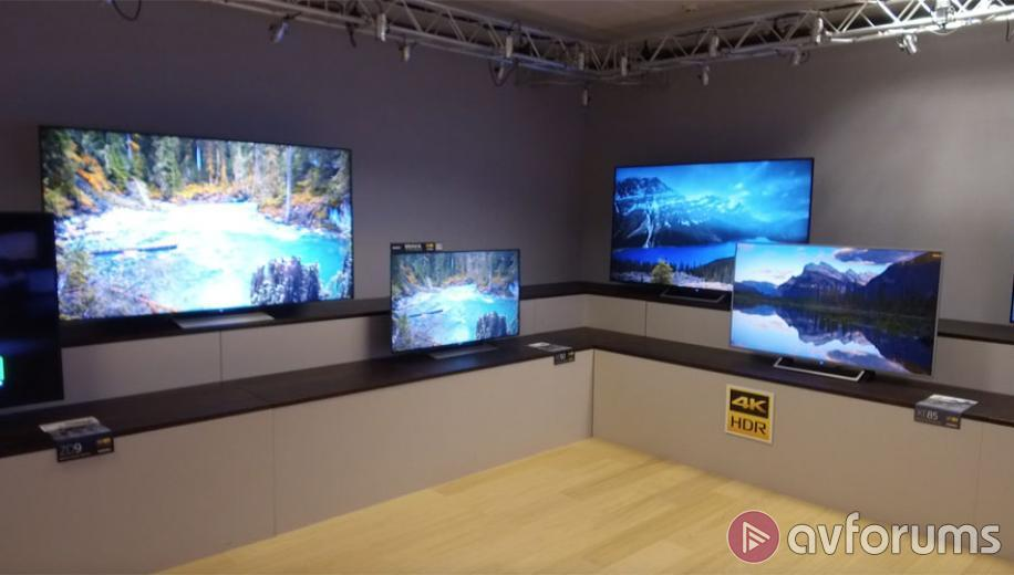 sony tv 4k oled. sony launch a1 oled and xe series ultra hd 4k tvs in uk tv 4k oled