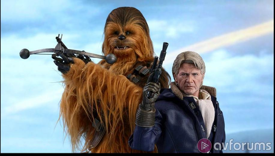 Hot Toys release new Han & Chewbacca Force Awakens Figures