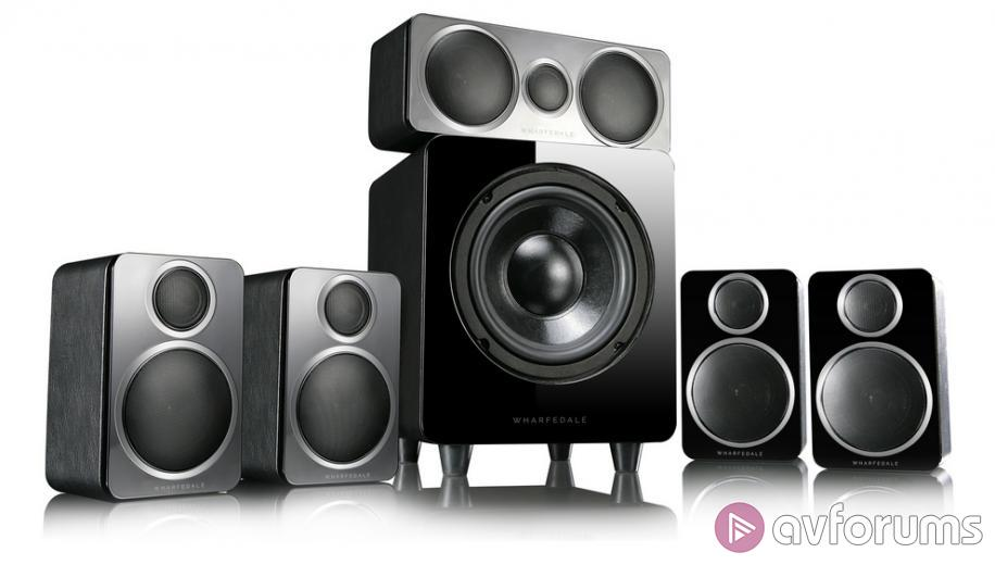 Wharfedale budget DX-2 5.1 speaker package launching