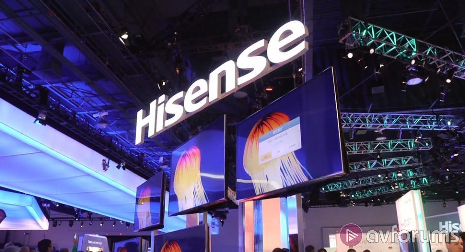 CES 2014: Chinese TV Manufacturers Round-up