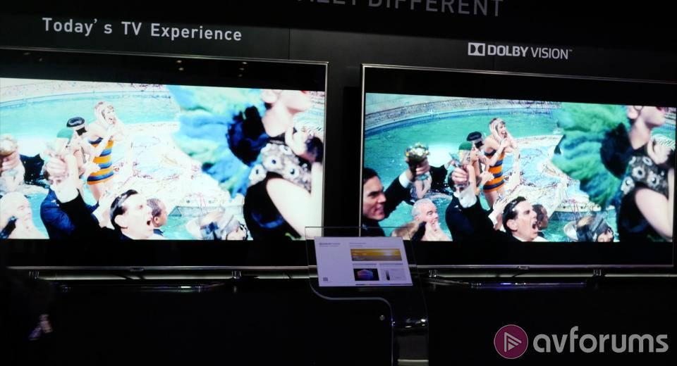 VIDEO: CES 2015: Dolby Vision Interview   AVForums