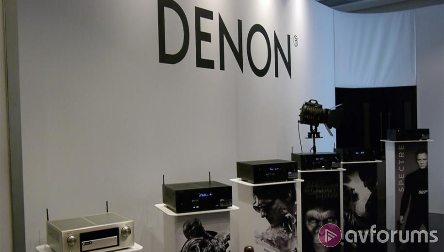 Denon announce new AV Receiver line-up including 11-channel X6300