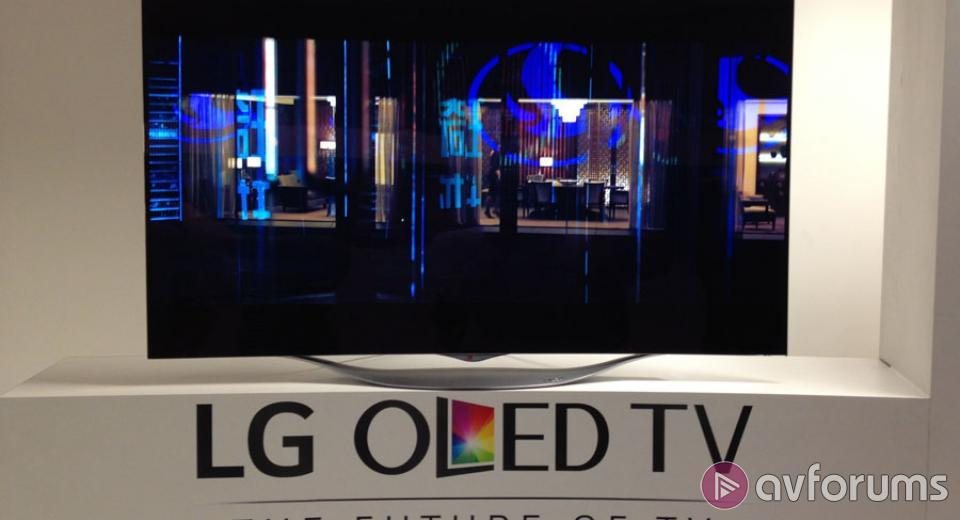 LG explain why OLED TVs are the future