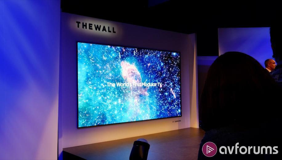 Samsung MicroLED TVs to release in 2019? | AVForums