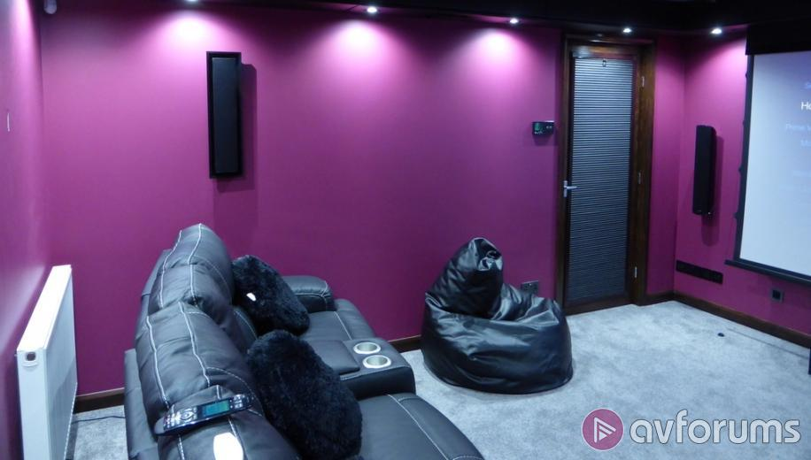 From the Forums: Total DIY Home Cinema Room