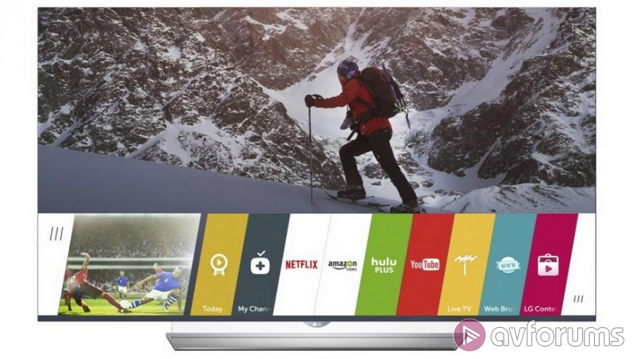 LG confirms HDR streaming from Amazon on 2015 4K OLED TVs