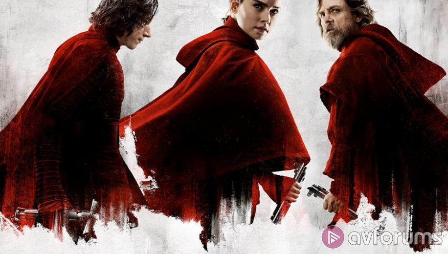Star Wars Episode Viii The Last Jedi Full Trailer Released Avforums