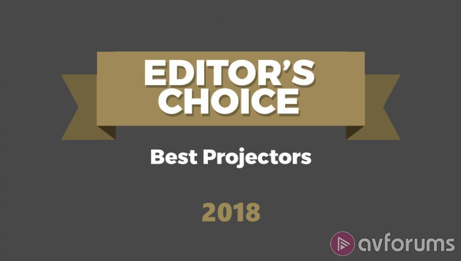 Editor's Choice Awards - Best Projectors 2018 | AVForums