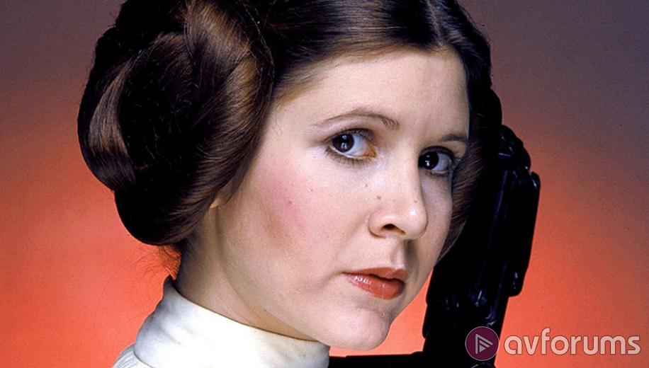 Star Wars Carrie Fisher Dies