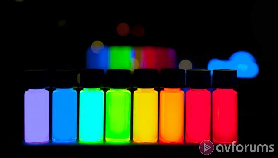 QD Vision honoured for Color IQ Quantum Dot Tech