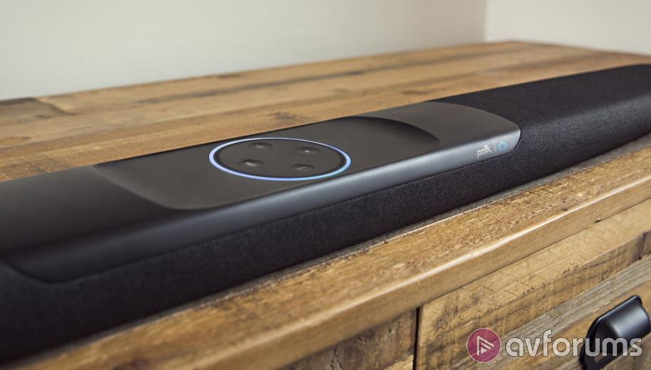 Polk Command Alexa Soundbar Announced