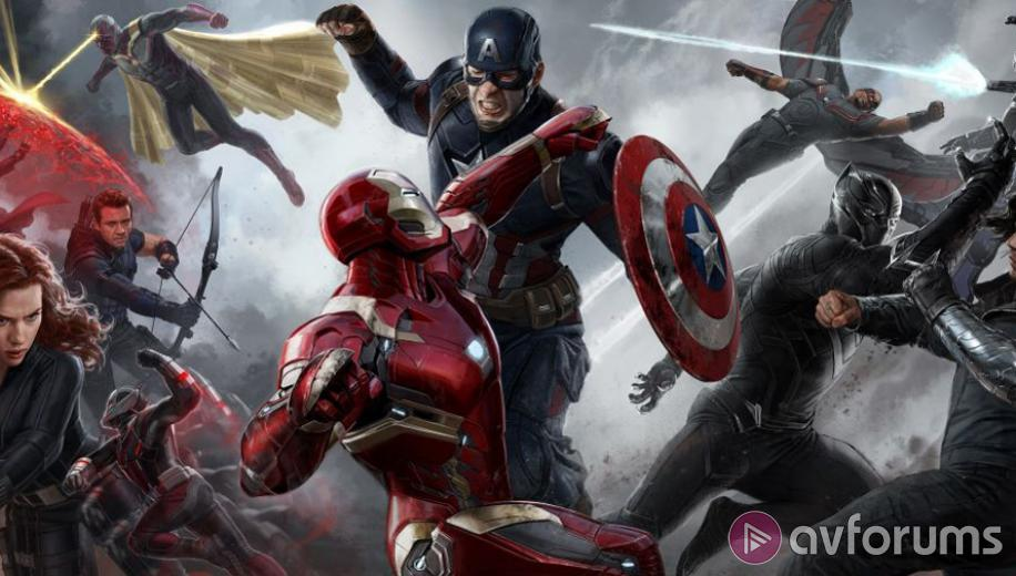 Latest Captain America: Civil War trailer adds...!