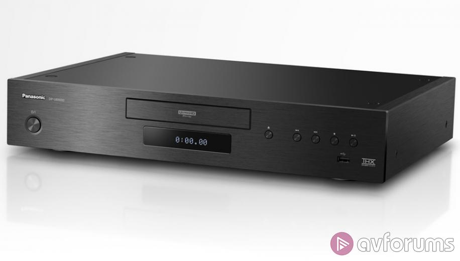Panasonic announces DP-UB9000 Ultra HD Blu-ray Player