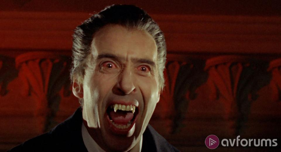 Screen Legend Christopher Lee Dies