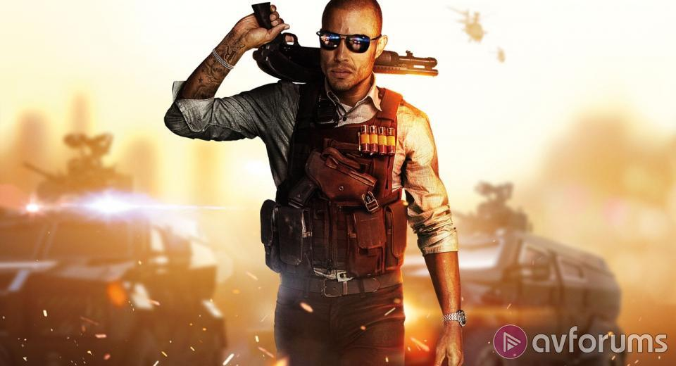 10 hours in the custody of Battlefield: Hardline