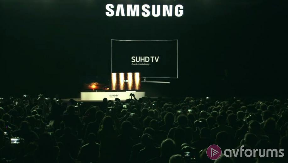 Samsung SUHD TV 2016 Line-up Announced