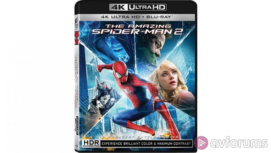 First 4K Ultra HD Blu-ray titles from Sony