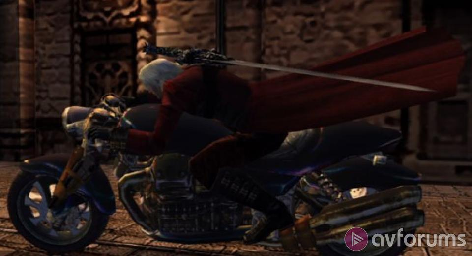 Devil May Cry Hd Collection Ps3 Review Avforums