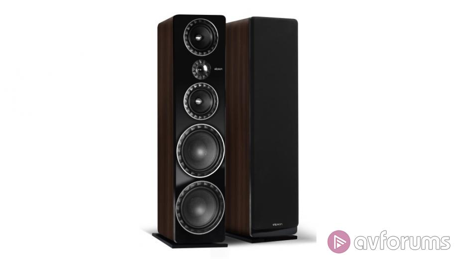 Elipson launches Facet 34F flagship speaker
