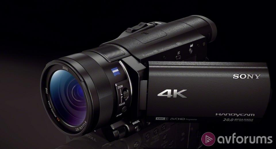 CES 2014: Sony launches the World's smallest and lightest 4K Camcorder